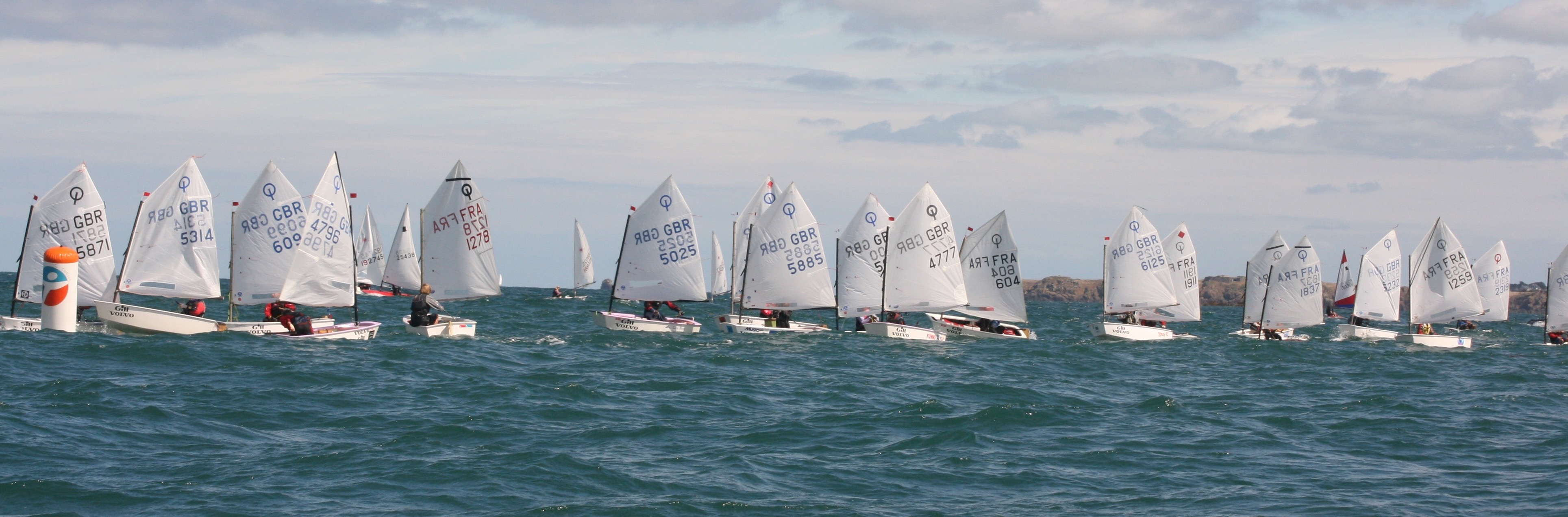 St Catherines Sailing Club Jersey Competitive Multiclass